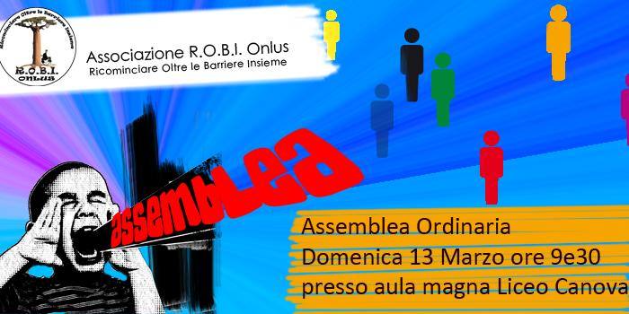 Assemblea Ordinaria Domenica 30 Marzo 2011